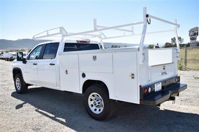 2020 Chevrolet Silverado 3500 Crew Cab 4x2, Harbor TradeMaster Utility #M20180 - photo 6