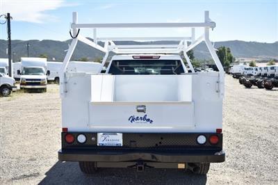 2020 Chevrolet Silverado 3500 Crew Cab 4x2, Harbor TradeMaster Utility #M20180 - photo 7