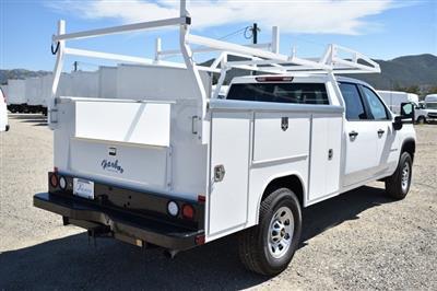 2020 Chevrolet Silverado 3500 Crew Cab 4x2, Harbor TradeMaster Utility #M20180 - photo 2