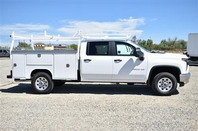 2020 Chevrolet Silverado 3500 Crew Cab 4x2, Harbor TradeMaster Utility #M20180 - photo 8