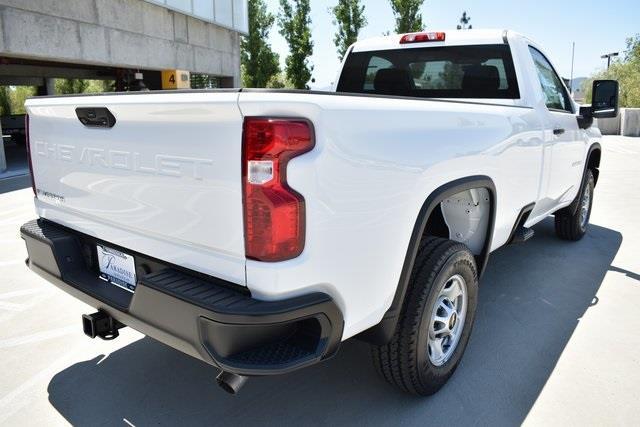 2020 Chevrolet Silverado 2500 Regular Cab 4x4, Pickup #M20189 - photo 1