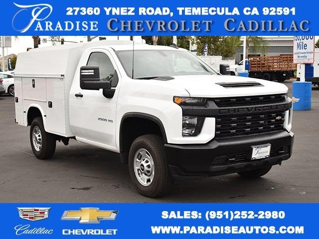 2020 Chevrolet Silverado 2500 Regular Cab 4x2, Knapheide Utility #M20197 - photo 1