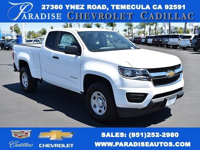 2020 Chevrolet Colorado Extended Cab 4x2, Pickup #M20223 - photo 1
