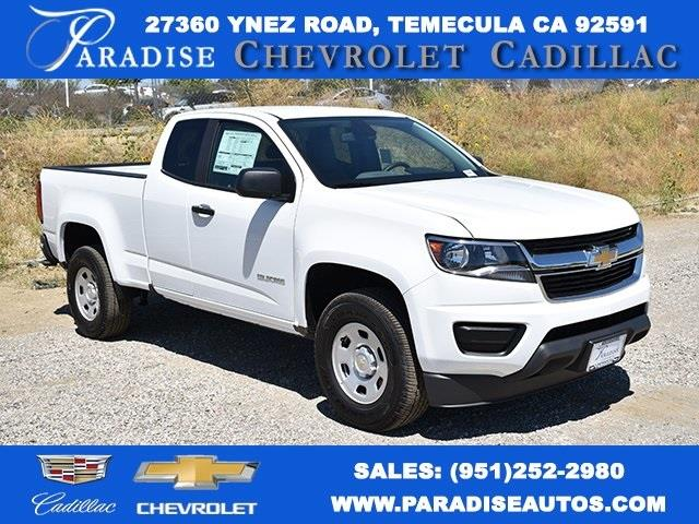 2020 Chevrolet Colorado Extended Cab 4x2, Pickup #M20226 - photo 1
