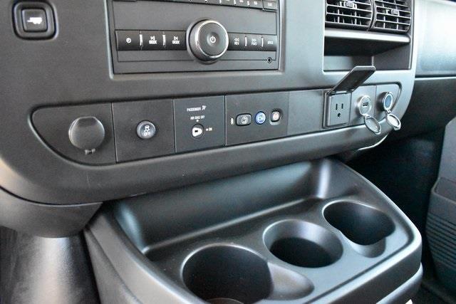 2020 Chevrolet Express 2500 4x2, Adrian Steel Upfitted Cargo Van #M20275 - photo 17