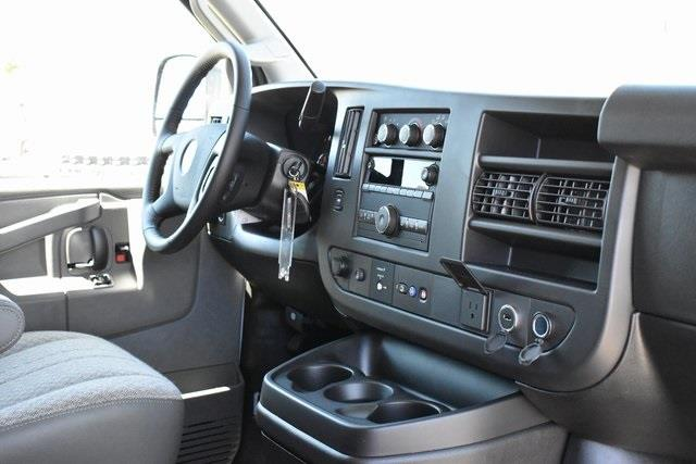 2020 Chevrolet Express 2500 4x2, Adrian Steel Upfitted Cargo Van #M20275 - photo 8
