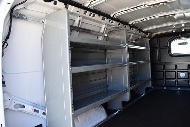 2020 Chevrolet Express 3500 4x2, Adrian Steel Upfitted Cargo Van #M20280 - photo 15