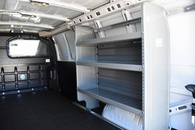 2020 Chevrolet Express 3500 4x2, Adrian Steel Upfitted Cargo Van #M20280 - photo 16
