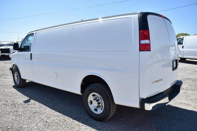 2020 Chevrolet Express 3500 4x2, Adrian Steel Upfitted Cargo Van #M20280 - photo 6