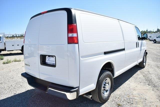 2020 Chevrolet Express 3500 4x2, Adrian Steel Upfitted Cargo Van #M20280 - photo 8