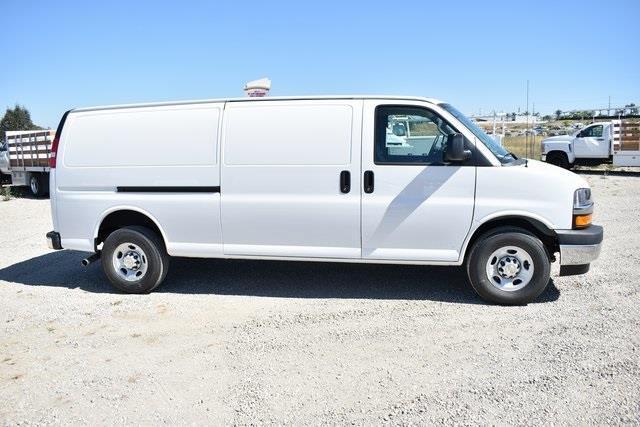 2020 Chevrolet Express 3500 4x2, Adrian Steel Upfitted Cargo Van #M20280 - photo 9