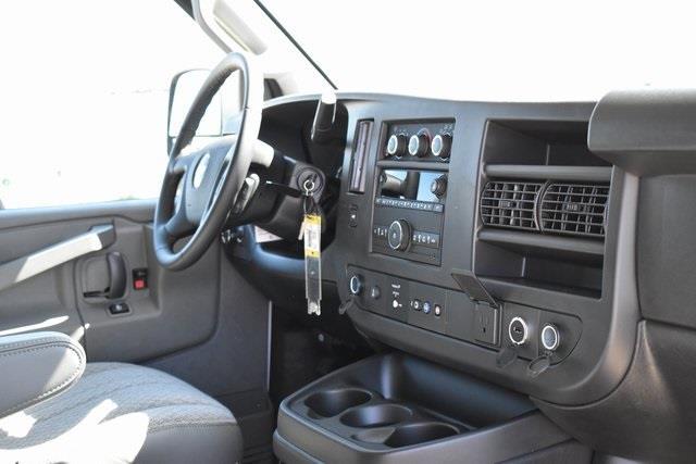 2020 Chevrolet Express 3500 4x2, Adrian Steel Upfitted Cargo Van #M20280 - photo 10