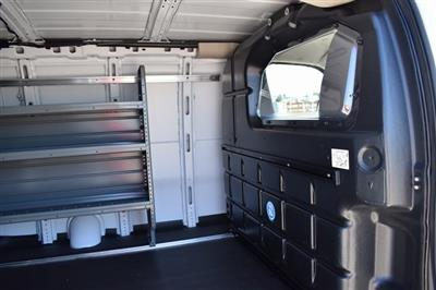 2020 Chevrolet Express 3500 4x2, Adrian Steel Upfitted Cargo Van #M20280 - photo 13