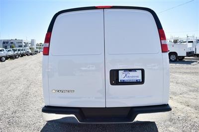 2020 Chevrolet Express 3500 4x2, Adrian Steel Upfitted Cargo Van #M20280 - photo 7