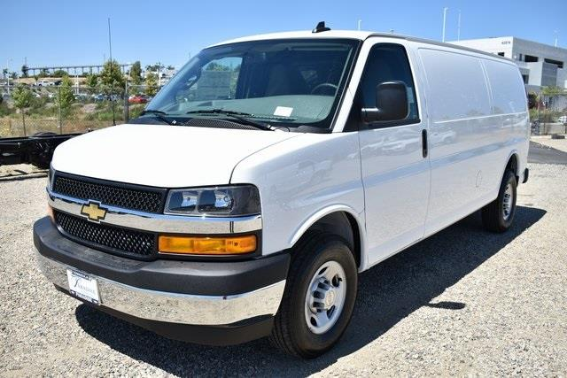 2020 Chevrolet Express 3500 4x2, Adrian Steel Upfitted Cargo Van #M20284 - photo 4