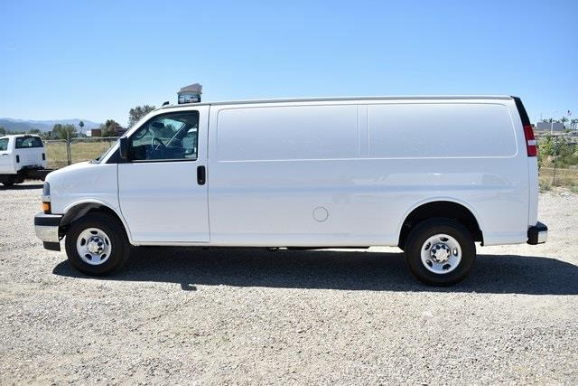 2020 Chevrolet Express 3500 4x2, Adrian Steel Upfitted Cargo Van #M20284 - photo 5
