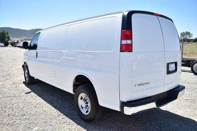 2020 Chevrolet Express 3500 4x2, Adrian Steel Upfitted Cargo Van #M20284 - photo 6