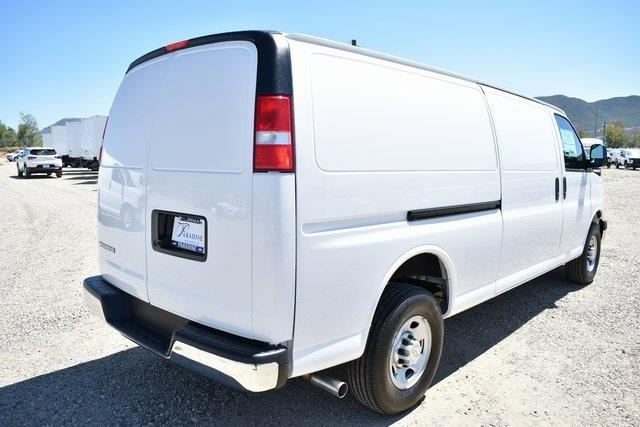 2020 Chevrolet Express 3500 4x2, Adrian Steel Upfitted Cargo Van #M20284 - photo 8