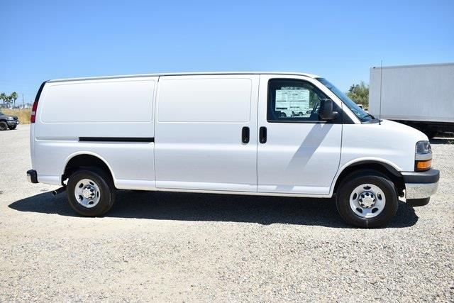 2020 Chevrolet Express 3500 4x2, Adrian Steel Upfitted Cargo Van #M20284 - photo 9