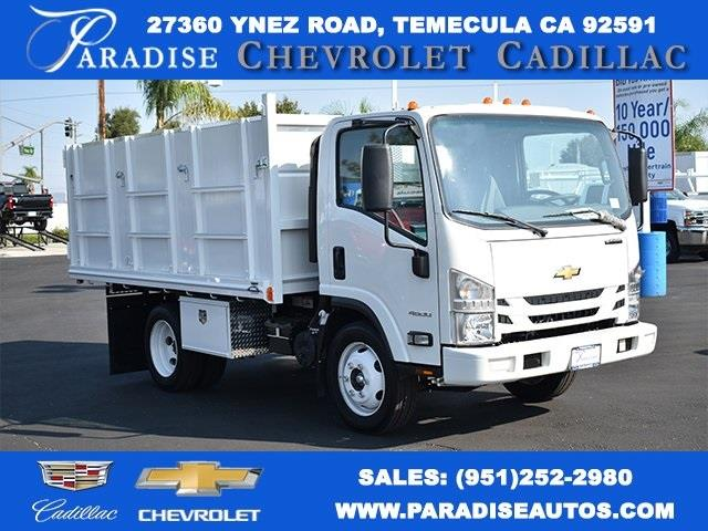 2020 Chevrolet LCF 4500 Regular Cab DRW 4x2, Martin Landscape Dump #M20285 - photo 1