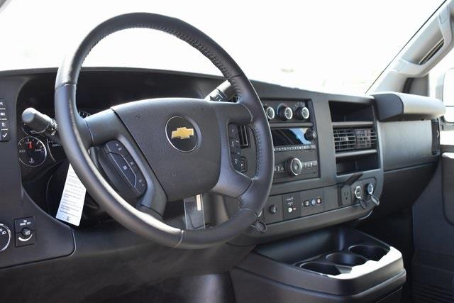 2020 Chevrolet Express 2500 4x2, Adrian Steel Upfitted Cargo Van #M20288 - photo 17