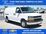 2020 Chevrolet Express 2500 4x2, Adrian Steel Upfitted Cargo Van #M20288 - photo 1