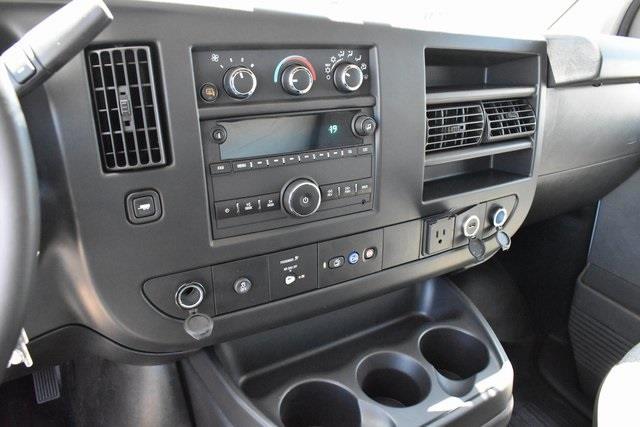 2020 Chevrolet Express 2500 4x2, Adrian Steel Upfitted Cargo Van #M20302 - photo 19