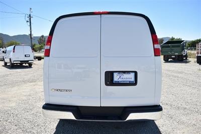 2020 Chevrolet Express 2500 4x2, Adrian Steel Upfitted Cargo Van #M20302 - photo 7
