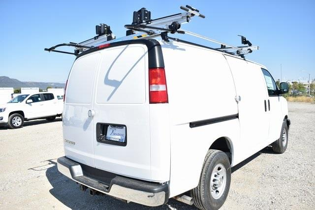 2020 Chevrolet Express 2500 4x2, Adrian Steel Upfitted Cargo Van #M20308 - photo 8
