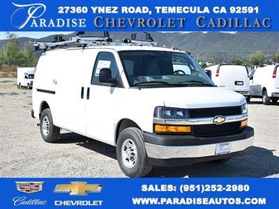2020 Chevrolet Express 2500 4x2, Adrian Steel Upfitted Cargo Van #M20308 - photo 1