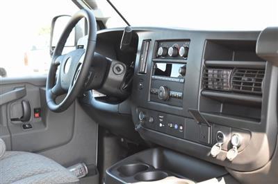 2020 Chevrolet Express 2500 4x2, Adrian Steel Upfitted Cargo Van #M20308 - photo 12