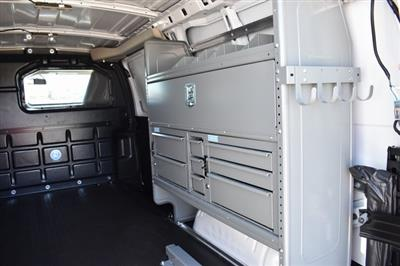 2020 Chevrolet Express 2500 4x2, Adrian Steel Upfitted Cargo Van #M20308 - photo 17
