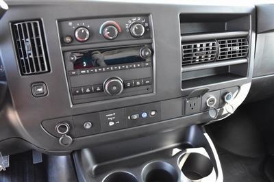 2020 Chevrolet Express 2500 4x2, Adrian Steel Upfitted Cargo Van #M20308 - photo 22