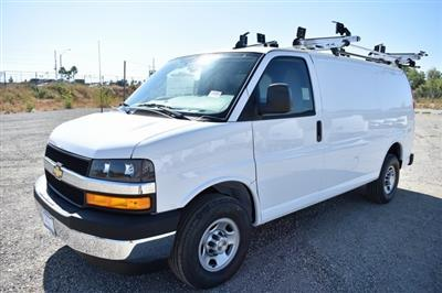 2020 Chevrolet Express 2500 4x2, Adrian Steel Upfitted Cargo Van #M20308 - photo 4