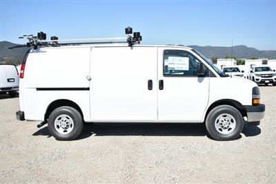 2020 Chevrolet Express 2500 4x2, Adrian Steel Upfitted Cargo Van #M20308 - photo 9