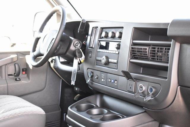 2020 Chevrolet Express 2500 4x2, Adrian Steel Upfitted Cargo Van #M20315 - photo 9