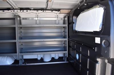 2020 Chevrolet Express 2500 4x2, Adrian Steel Upfitted Cargo Van #M20319 - photo 12