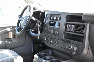 2020 Chevrolet Express 2500 4x2, Adrian Steel Upfitted Cargo Van #M20319 - photo 10