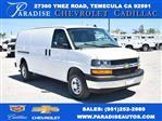 2020 Chevrolet Express 2500 4x2, Adrian Steel Upfitted Cargo Van #M20319 - photo 1