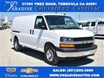 2020 Chevrolet Express 2500 4x2, Adrian Steel Upfitted Cargo Van #M20321 - photo 1