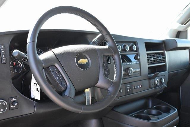 2020 Chevrolet Express 3500 4x2, Adrian Steel Upfitted Cargo Van #M20323 - photo 17