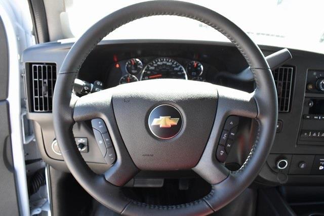 2020 Chevrolet Express 3500 4x2, Adrian Steel Upfitted Cargo Van #M20323 - photo 19