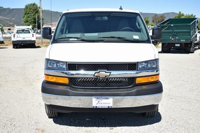 2020 Chevrolet Express 3500 4x2, Adrian Steel Upfitted Cargo Van #M20323 - photo 3
