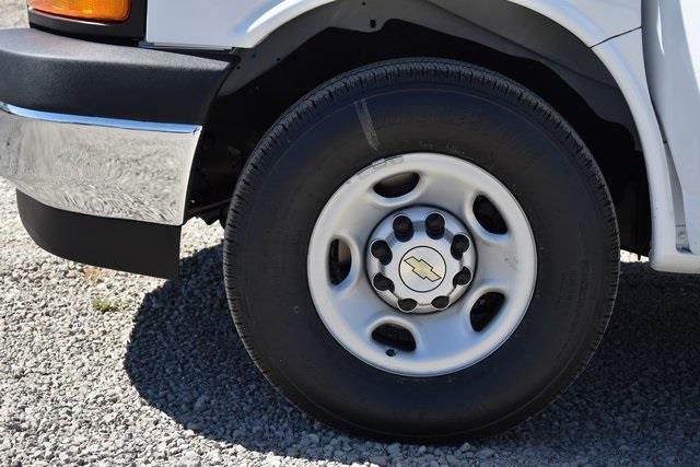 2020 Chevrolet Express 3500 4x2, Adrian Steel Upfitted Cargo Van #M20323 - photo 22