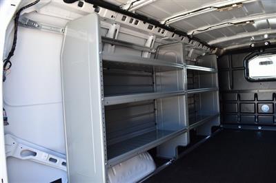 2020 Chevrolet Express 3500 4x2, Adrian Steel Upfitted Cargo Van #M20323 - photo 15