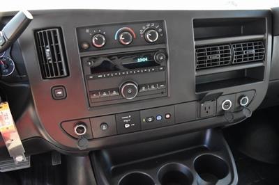 2020 Chevrolet Express 3500 4x2, Adrian Steel Upfitted Cargo Van #M20323 - photo 20