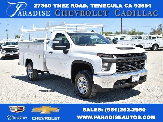 2020 Chevrolet Silverado 2500 Regular Cab 4x2, Harbor Utility #M20326 - photo 1