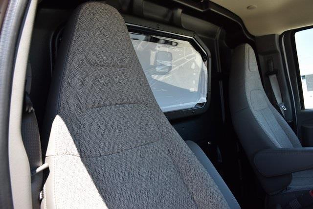 2020 Chevrolet Express 2500 4x2, Adrian Steel Upfitted Cargo Van #M20330 - photo 12