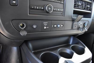 2020 Chevrolet Express 2500 4x2, Adrian Steel Upfitted Cargo Van #M20330 - photo 21