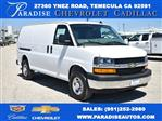 2020 Chevrolet Express 2500 4x2, Adrian Steel Upfitted Cargo Van #M20330 - photo 1